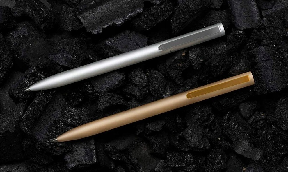 Xiaomi Ручка шариковая MiJia Mi Metal Pen