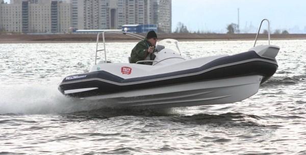 Лодки RIB