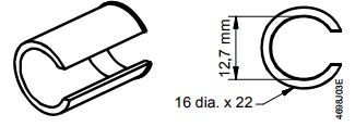 Размеры привода Siemens ASK78.5
