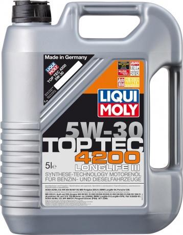 Top Tec 4200 для бензина