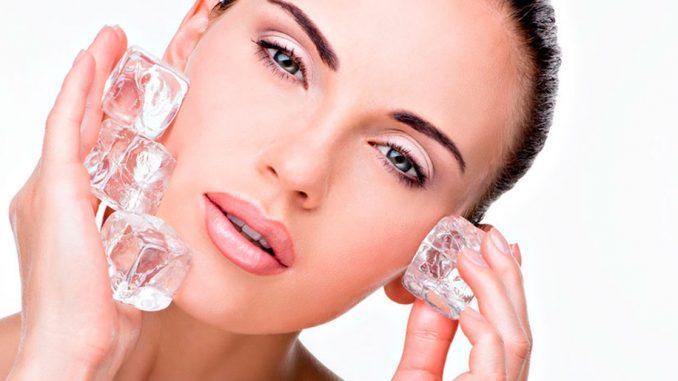 Массаж кожи кусочком льда: польза и особенности процедуры