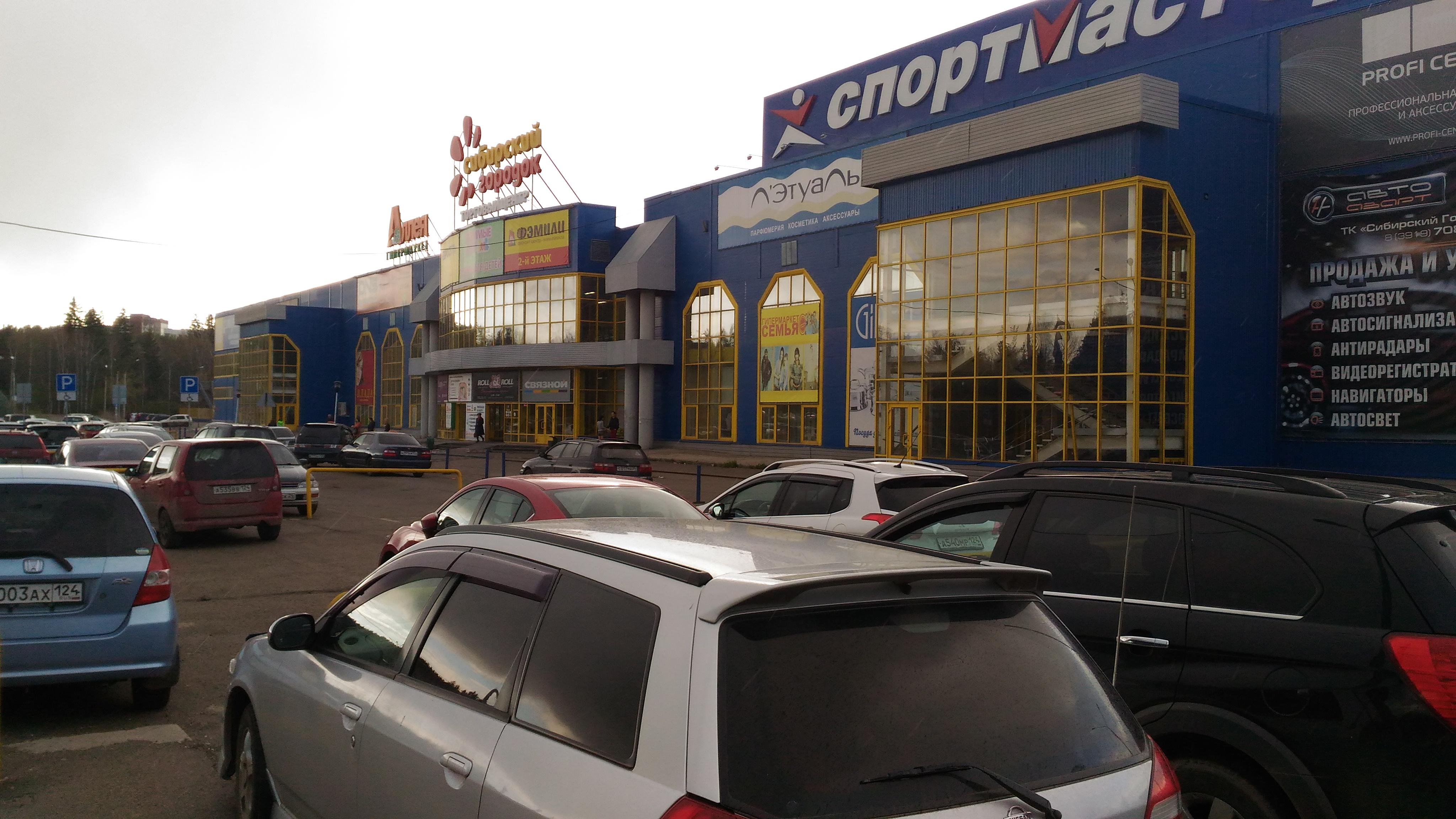 100 Друзей Железногорск Сибирский городок
