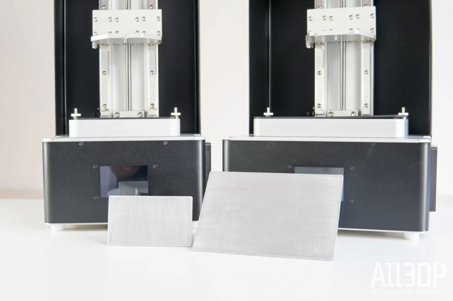 Платформы печати Phrozen Shuffle и Phrozen Shuffle XL