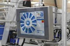 Сенсорной монитор управления для доильной установки Параллель
