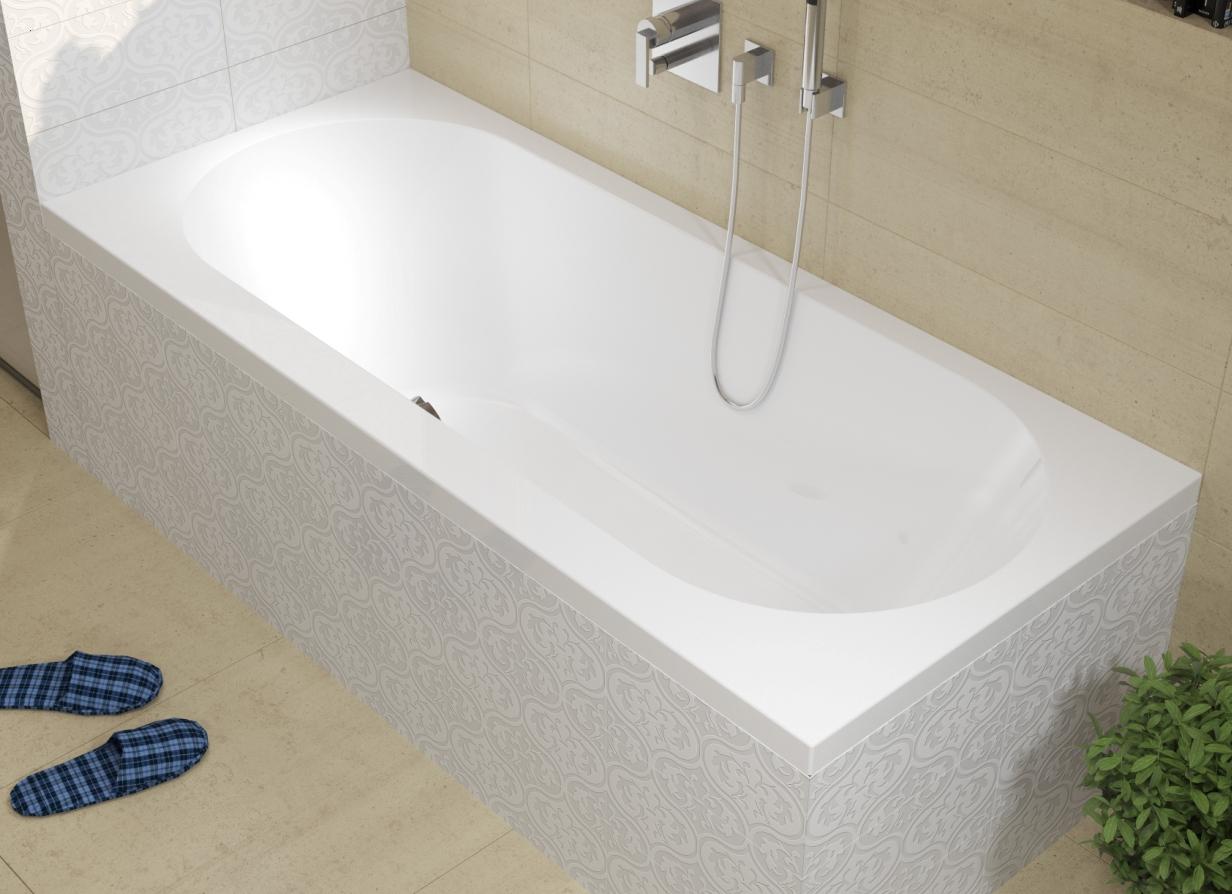 акриловая ванна российского производства в санкт-петербурге
