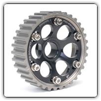 Разрезные шестерни применяются для точной настройки системы ГРМ