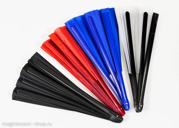 цветные вееры