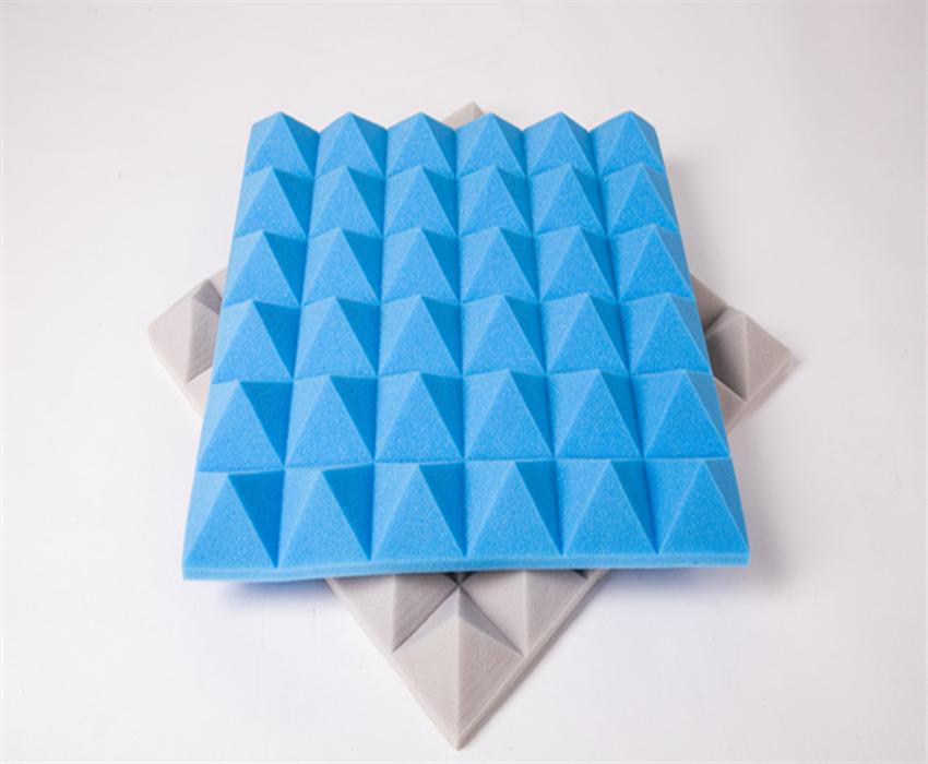 Поролон пирамида