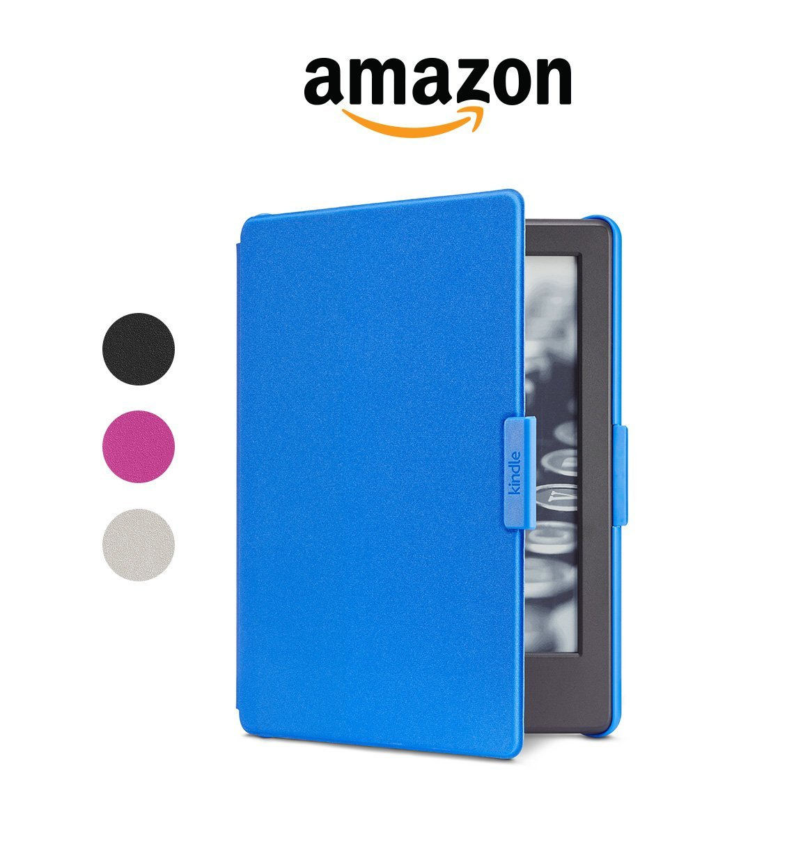 Чехол обложка Amazon Cover Case for All-New Kindle 7 (2016) Blue