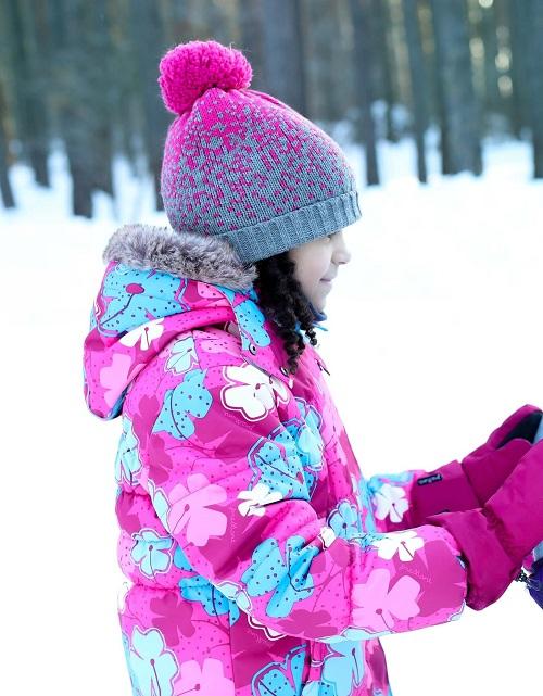 Комплект для девочки Premont Сады Онтарио купить в интернет-магазине Premont-shop