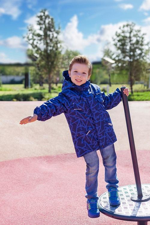 Парка для мальчиков Premont Геометрия Онтарио SP92402 в интернет-магазине Premont-shop