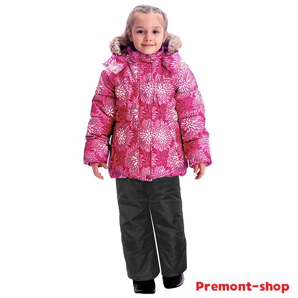 Комплект для девочки Premont Астры в цвету купить в интернет-магазине Premont-shop
