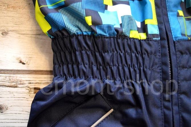 Резинка на талии комбинезона Premont Город Будущего Sport (вид спереди)