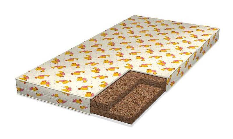 Детский кокосовый матрас купить в спб где самые дешевые матрасы в омске