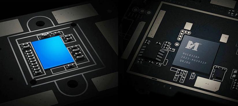 Видеорегистратор Xiaomi MiJia Car DVR 1080p Wifi (черный)