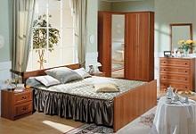 ДЖОРДЖИЯ Мебель для спальни (итальянский орех)