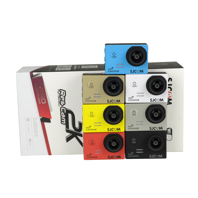 Экшн-камеры SJ 5000x и Sj x1000.Характеристики, особенности, отличия