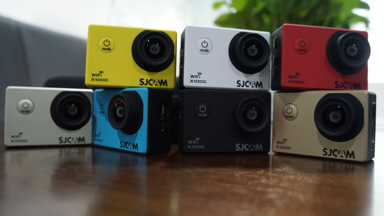 Экшн-камеры Sj x1000.Характеристики, особенности, отличия