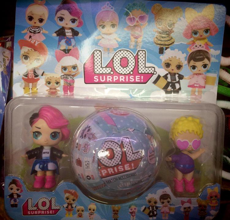 Кукла LOL оптом