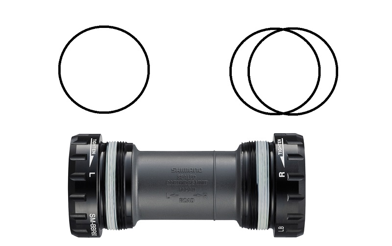 Проставки для 63 и 83 мм каректи