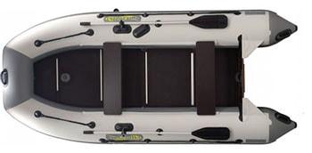 лодка пвх адмирал 320 цена