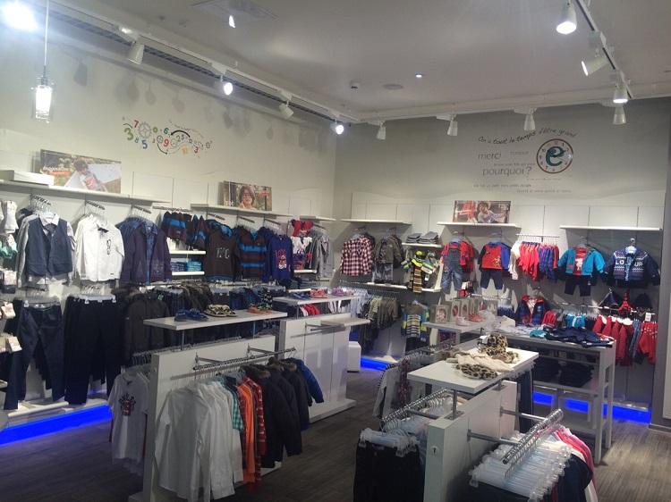 """В Москве открылся новый магазин по франшизе """"La compagnie des petits - В компании детей""""."""