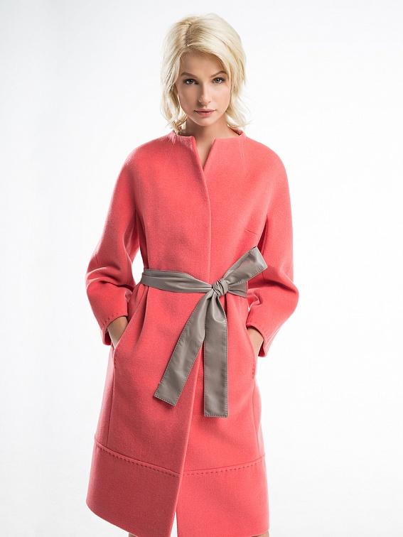 пальто демисезонное женское 2016 фото