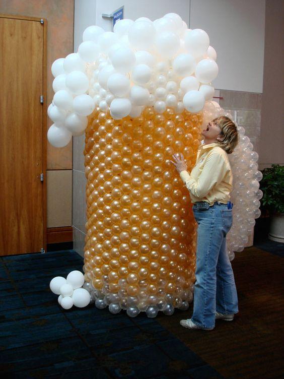 кружка из шаров для мужчин