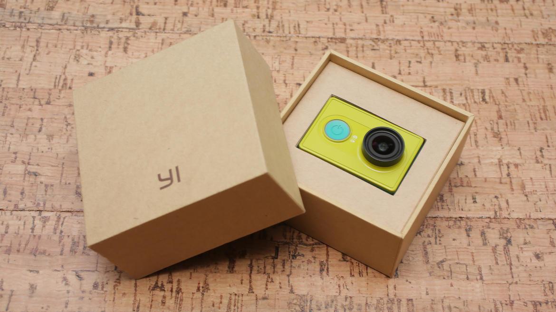 Экшн-камера Xiaomi YI. Обзор, сравнение, особенности, отличия.