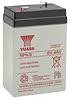 Аккумуляторные батареи Yuasa NP 4-6