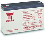 Аккумуляторные батареи Yuasa NP 12-6