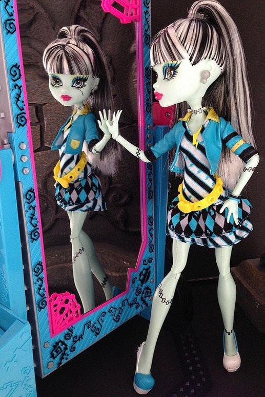 кукла Фрэнки Штейн - Фотосессия (День фотографии)