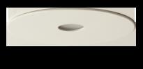 Светильники SLIMSPOT для аварийного освещения офисных помещений с потолками из гипсокартона