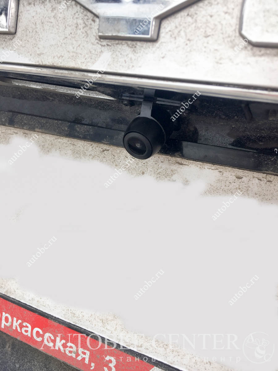 Zotye T600 (магнитола и камера)