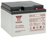 Аккумуляторные батареи Yuasa NP 24-12I