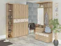 АССОЛЬ-46 Мебель для прихожей