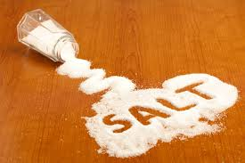 свойства соли