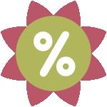 -5% при заказе от 2000 -3% при заказе менее 2000