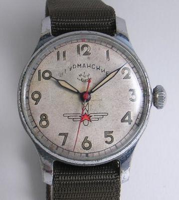 Штурманские часы