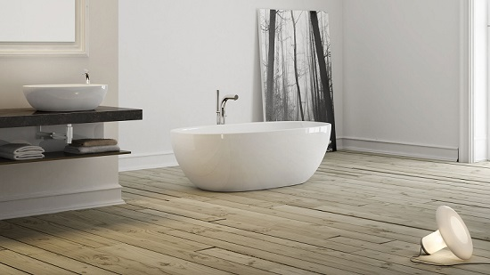 Двухместная овальная ванна