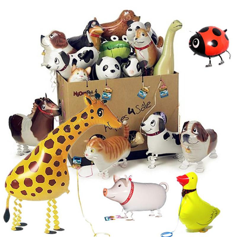 ходячие животные www.shop-shariki.ru