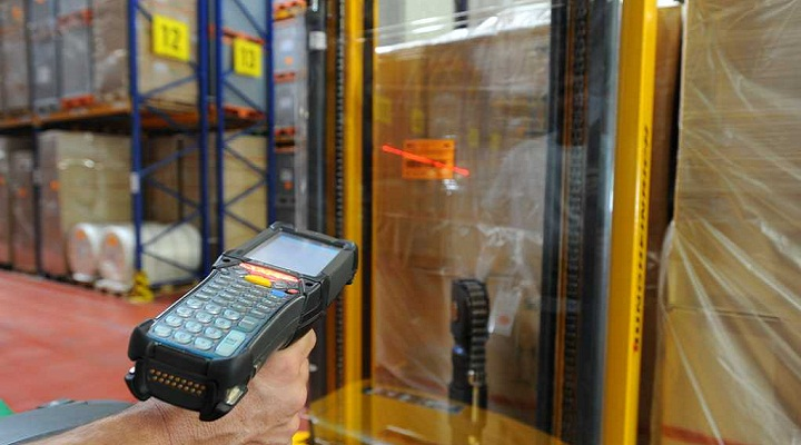 POS решает проблему автоматизации склада
