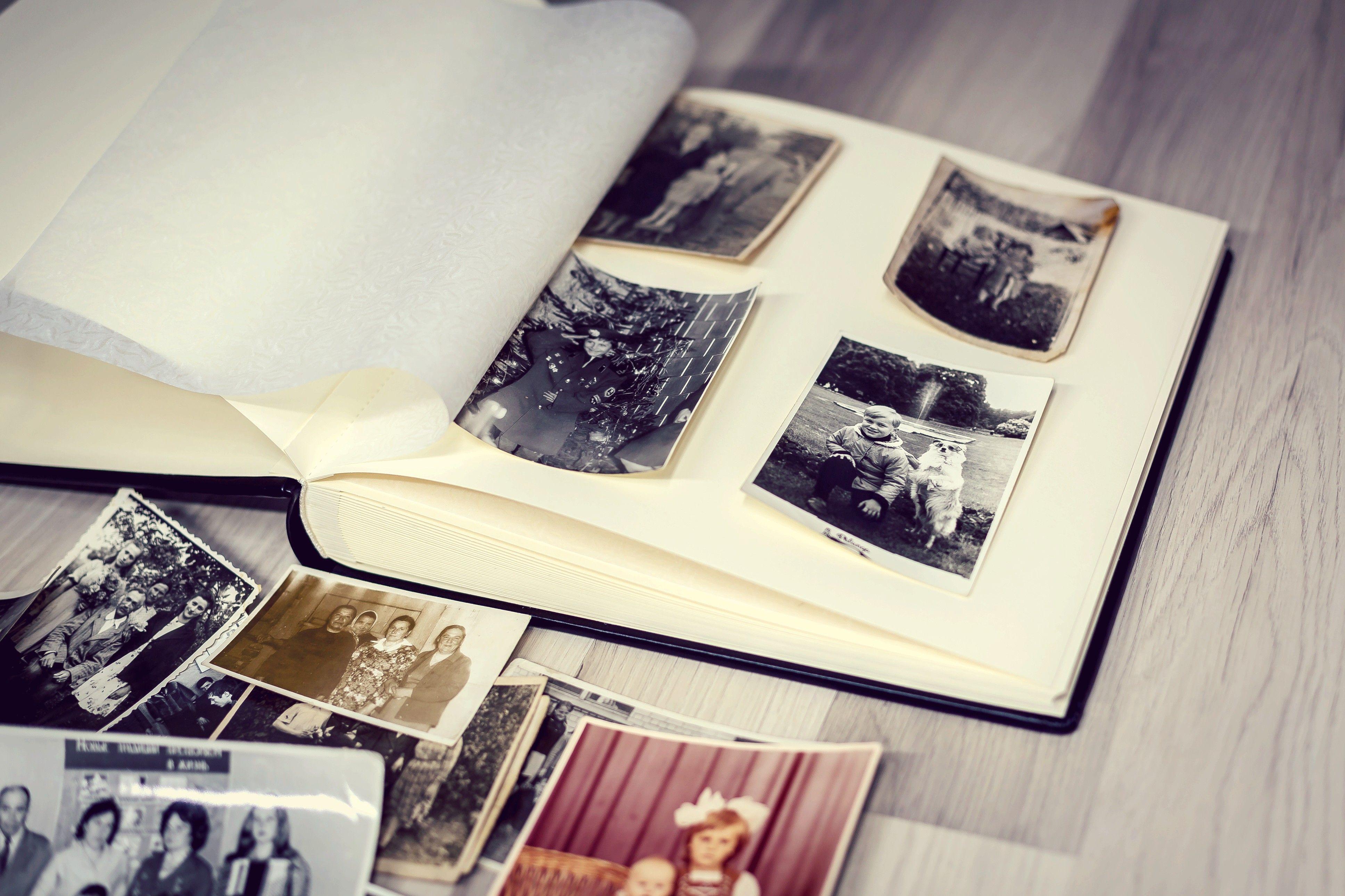 фотоальбомы под уголки