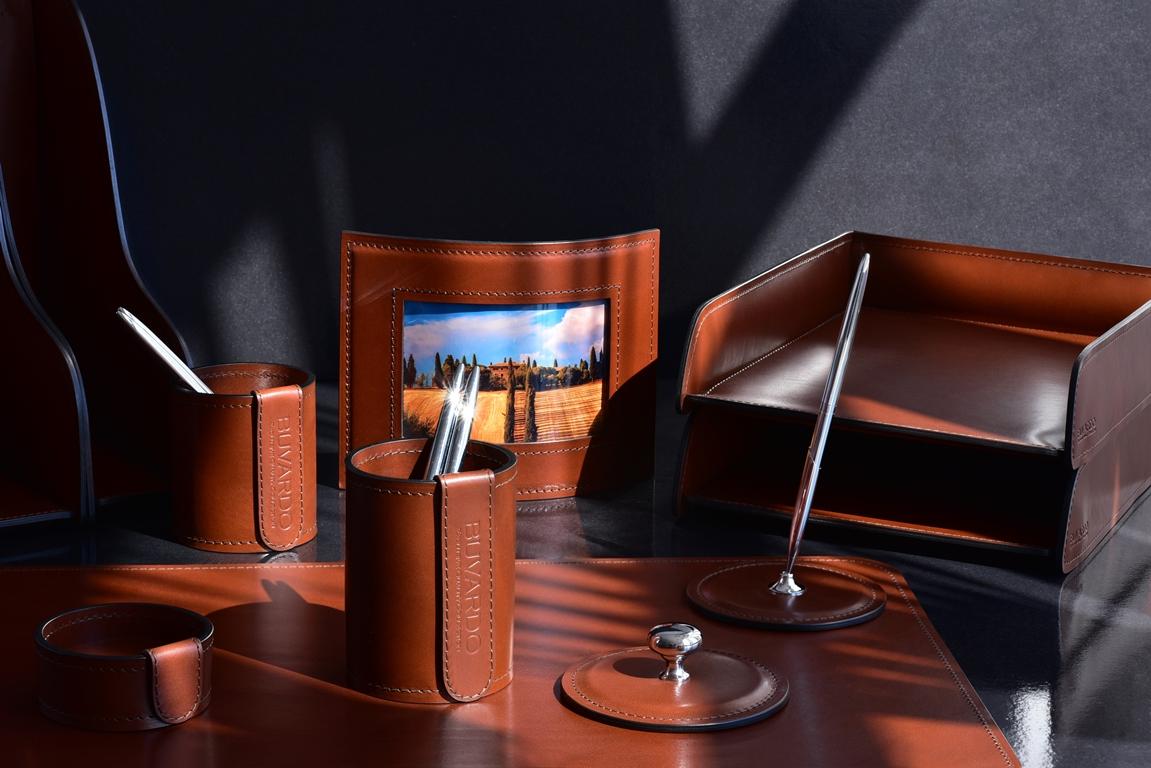набор в кабинет руководителя люкс тоскана випнабор