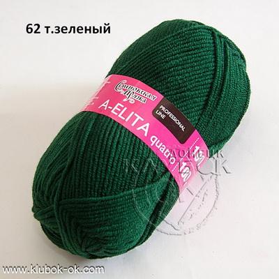 Аэлита кватро - A-elita quatro (Семеновская) 62 т.зеленый