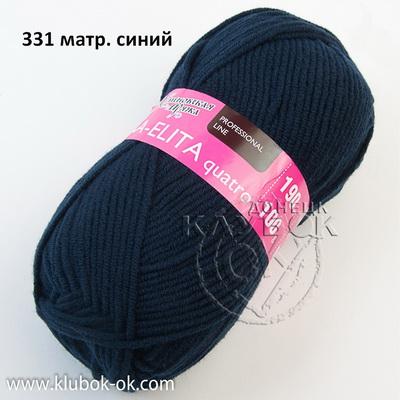 Аэлита кватро - A-elita quatro (Семеновская) 331-матр.синий
