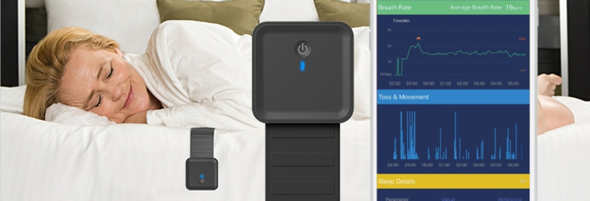 1657 Smart Sleep Monitor 1