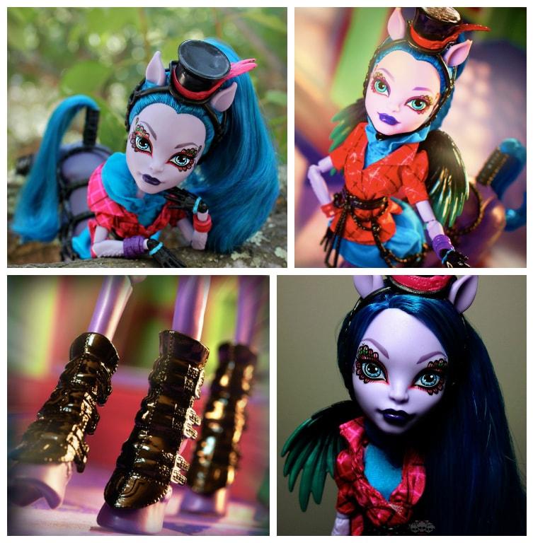 Авия Троттер купить в Магии кукол