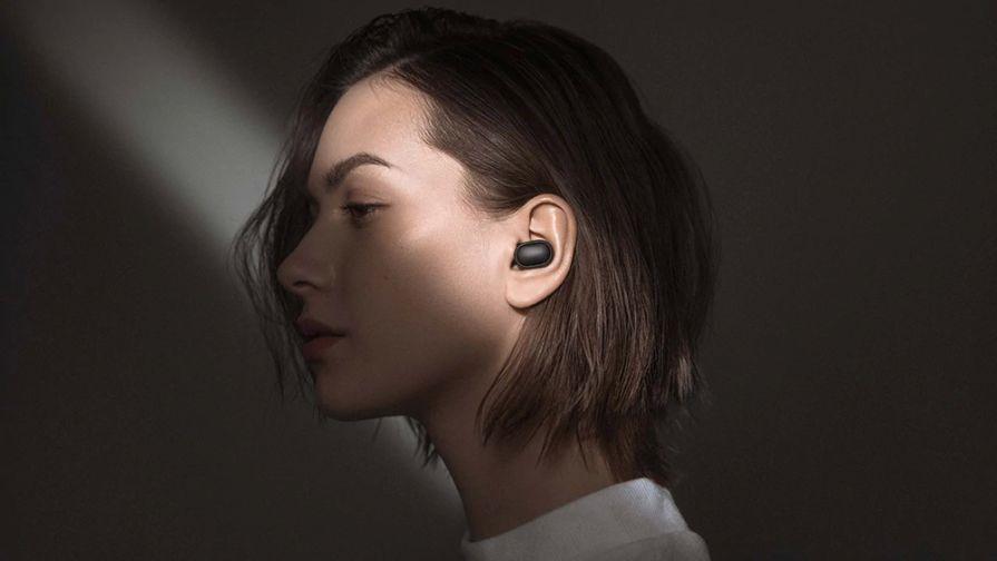 Беспроводные наушники Xiaomi Redmi AirDots  Wireless Bluetooth Headset