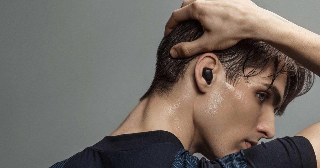 Xiaomi Redmi AirDots True Wireless Bluetooth Headset (черный)